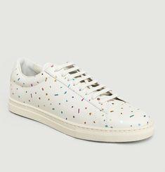 Sneakers ZSP4 Nappa Confetti Embossé