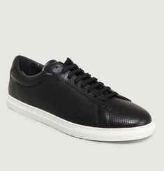 ZSP4 Nappa Perforated Trainers