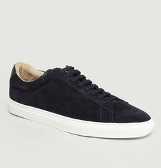 ZSP4 HIGH Suede Trainers