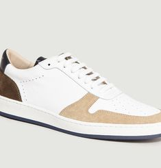 sneakers ZSP23 Cuir Nappa
