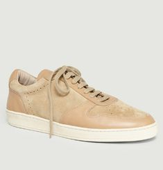 ZSP23 Nappa/Suede Trainers