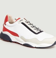 ZSP7 Nappa/Suede Trainers