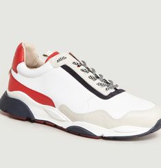 Sneakers ZSP7 Nappa/Suede