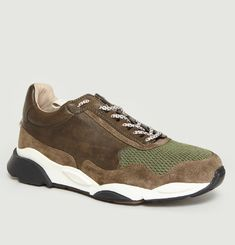 Sneakers ZSP7 Mix Nappa/Textile