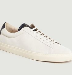 Sneakers ZSP4 Apla Suède Offwhite
