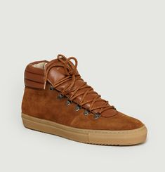 ZSP2 Suede Mid-Top Trainers