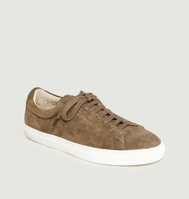 ZSP4 HGH Suede Trainers