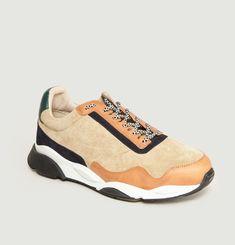 Sneakers En Cuir ZSP7
