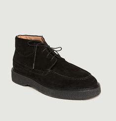 Chukka Boots En Cuir Suédé