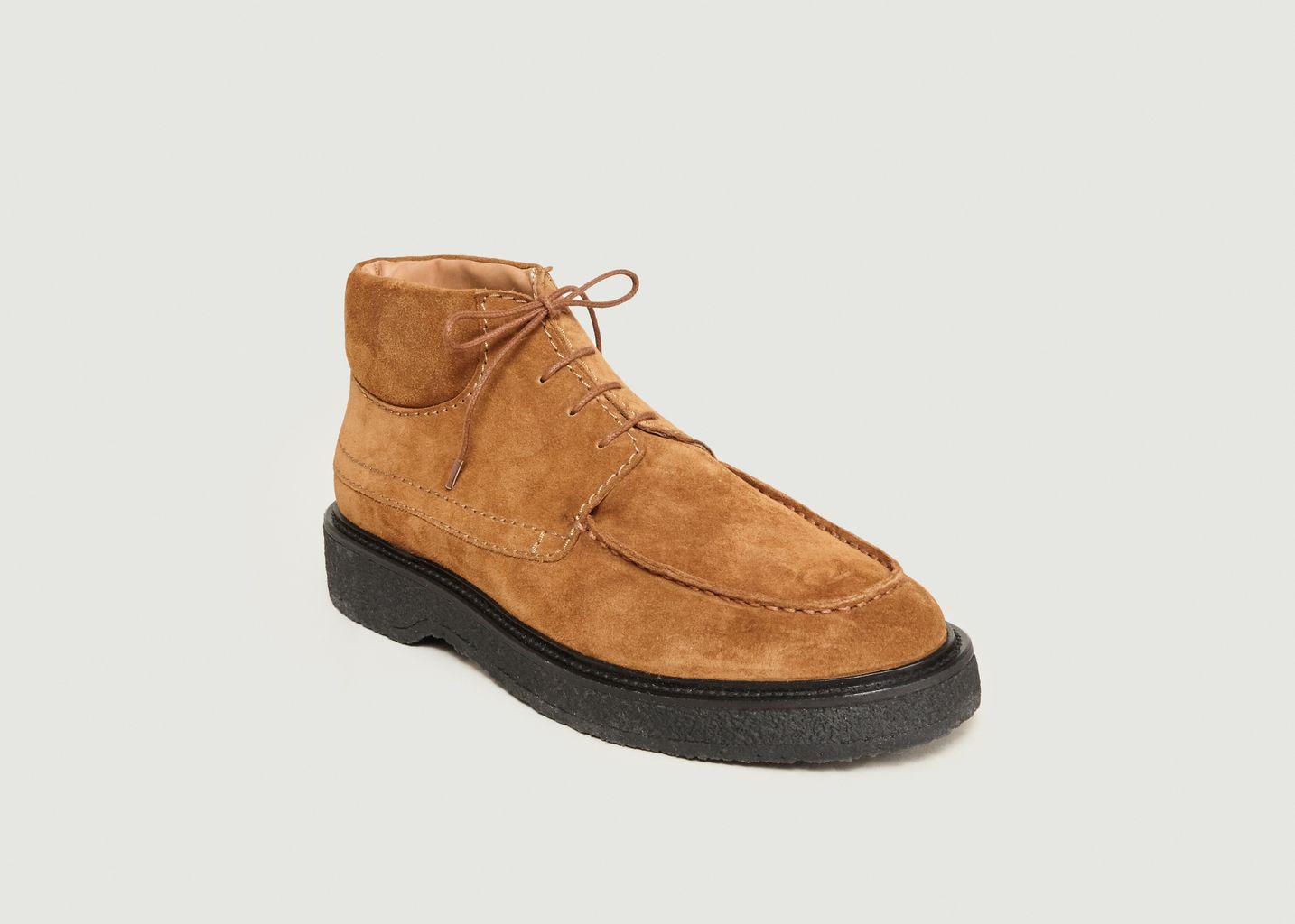 En Chukka Boots Cuir Chukka En Chukka Boots Cuir Boots En Suédé Suédé g7y6vfYb