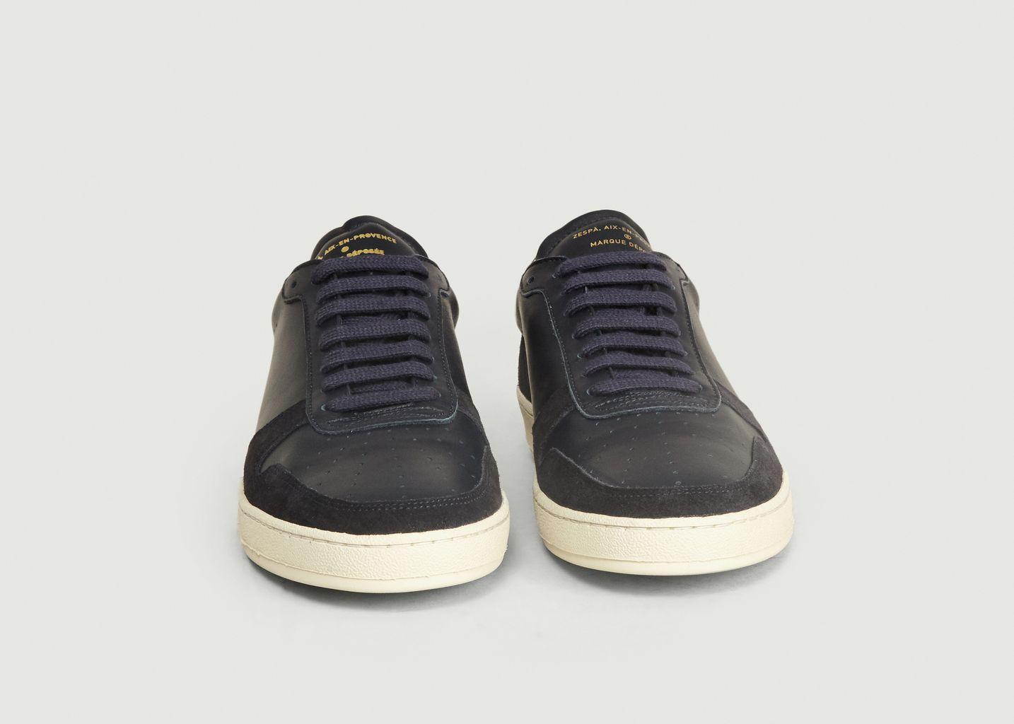 Sneakers En Cuir Nappa ZSP23 Apla - Zespa