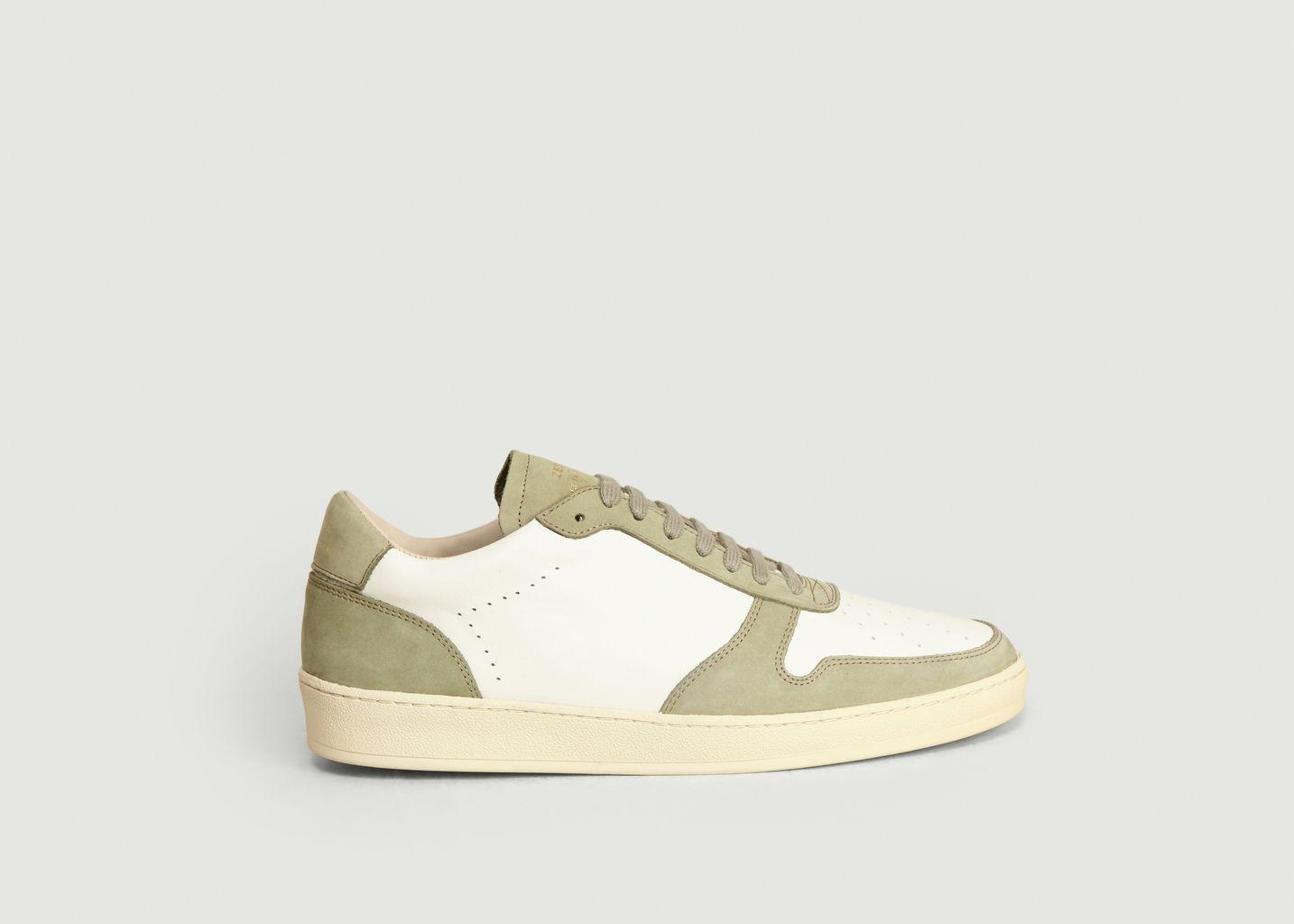 Sneakers ZSP23 Cuir Nappa - Zespa