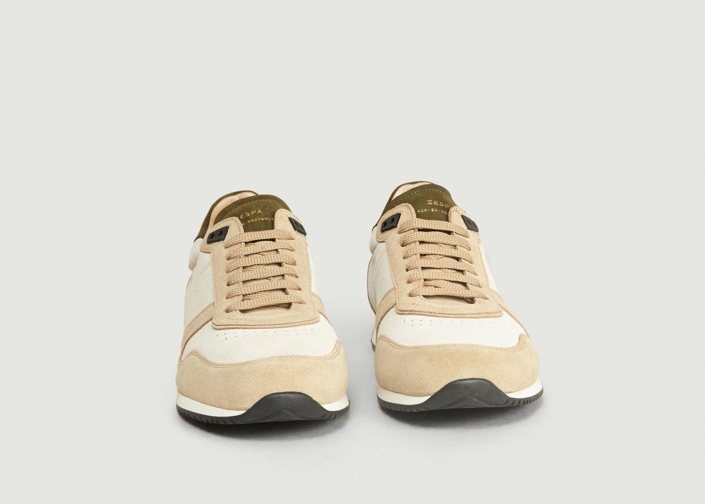 Sneakers ZSP6 en Suède - Zespa