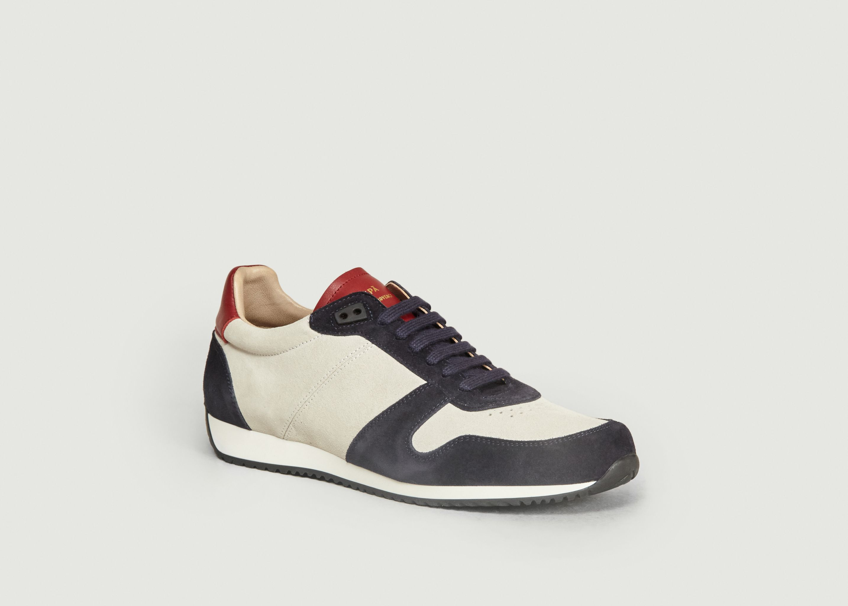 leather lined sneakers