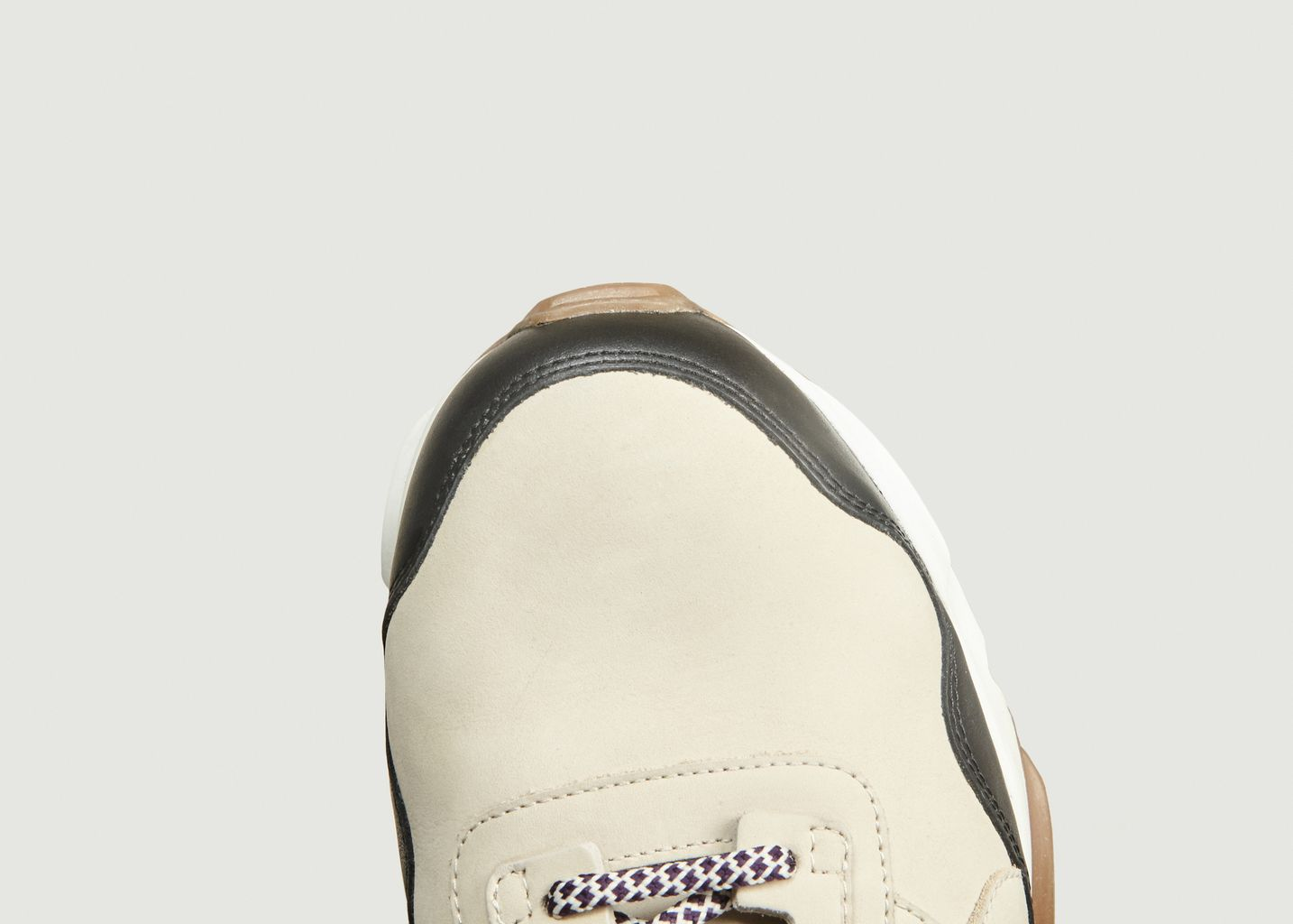 Sneakers bicolores en nubuck ZSP7 - Zespa