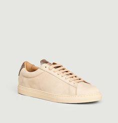 ZSP4 nubuck sneakers