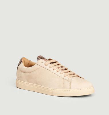 Sneakers en nubuck ZSP4