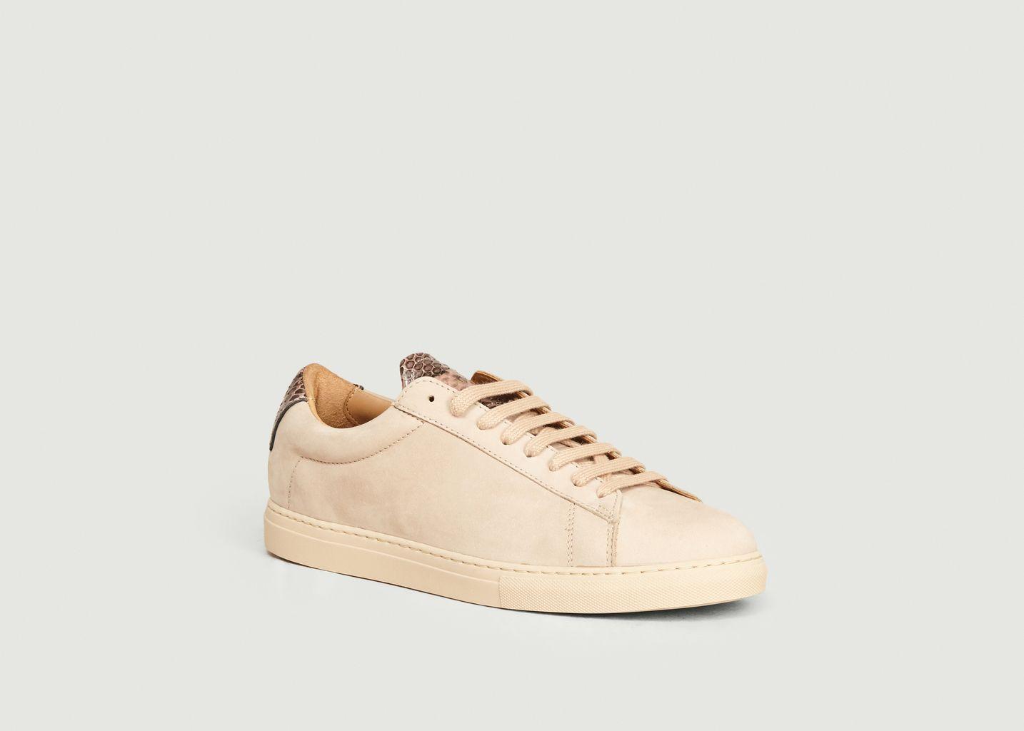 Sneakers en nubuck ZSP4 - Zespa