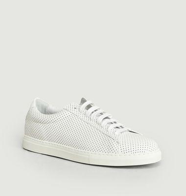 Sneakers ZSP4 Nappa Détails Perforés
