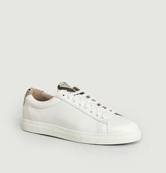 Sneakers ZSP4 En Cuir Nappa Apla Vipère