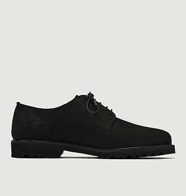Nubuck derbies
