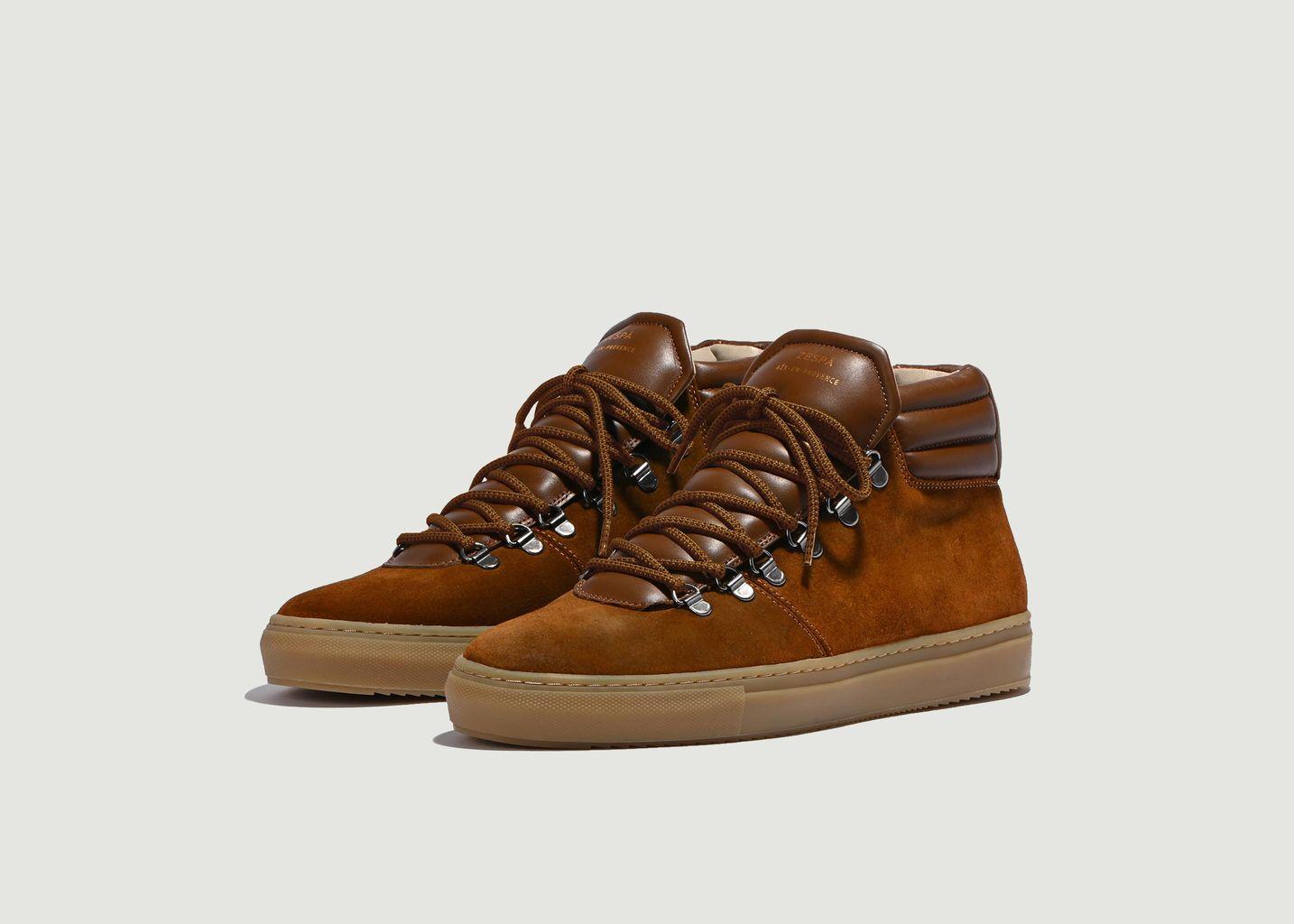 Sneakers ZSP2 suède - Zespa