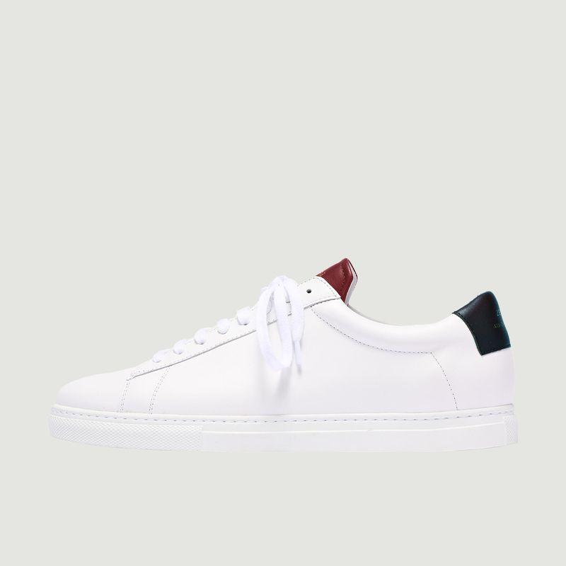Sneakers en cuir nappa ZSP4 APLA France - Zespa