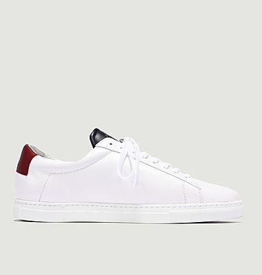 Sneakers en cuir nappa ZSP4 APLA France