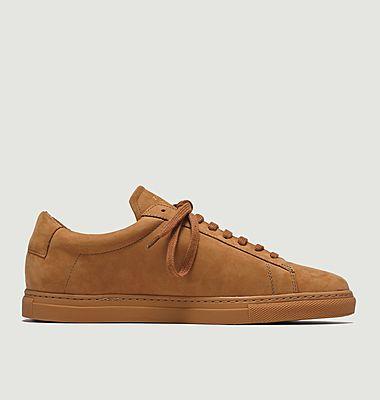 Sneakers en nubuck ZSP4 Monochrome