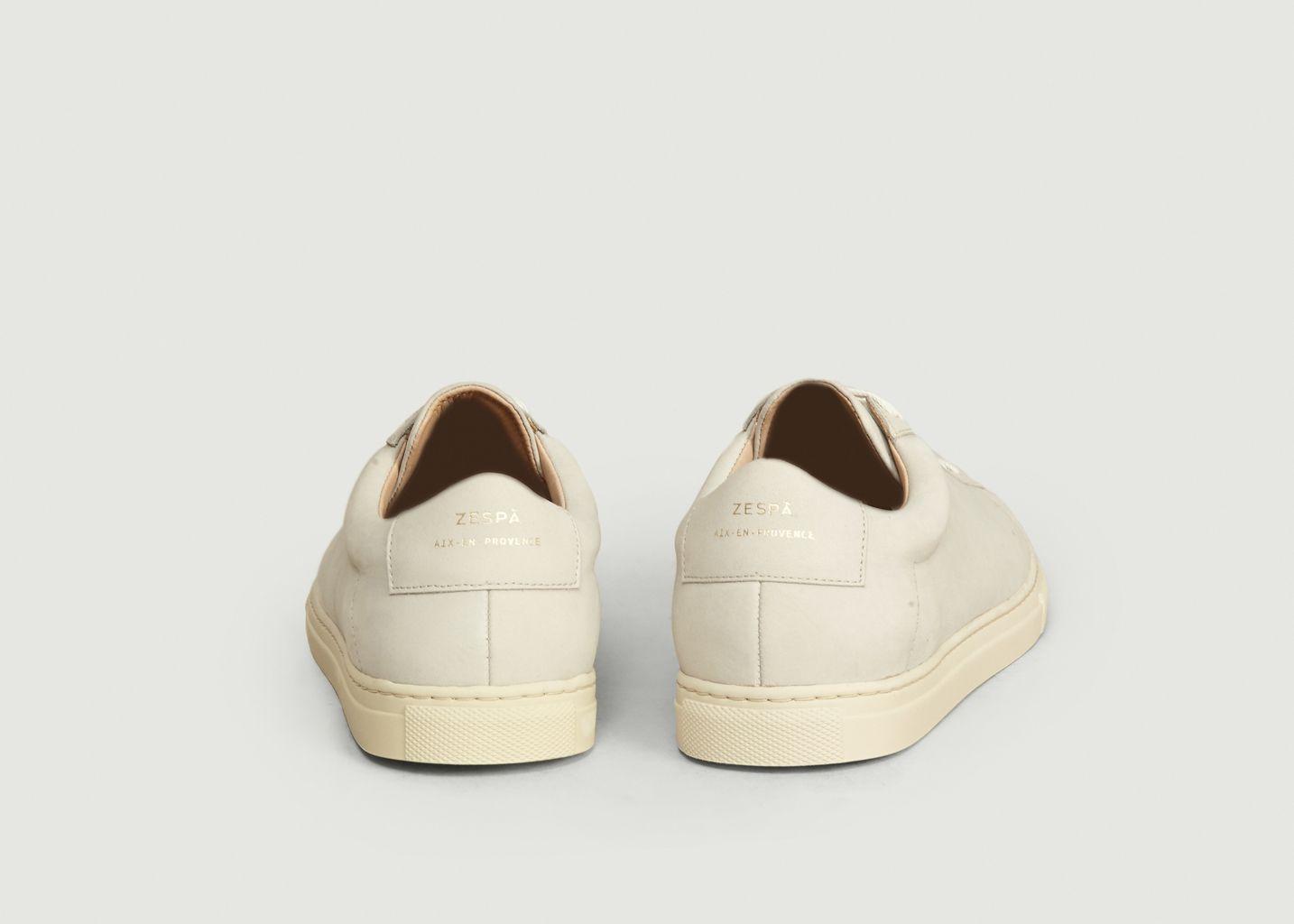Sneakers en nubuck ZSP4 Monochrome - Zespa