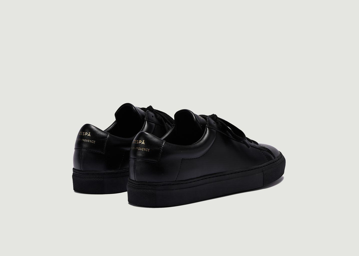 Sneakers en cuir nappa ZSP4 HGH Monochrome - Zespa