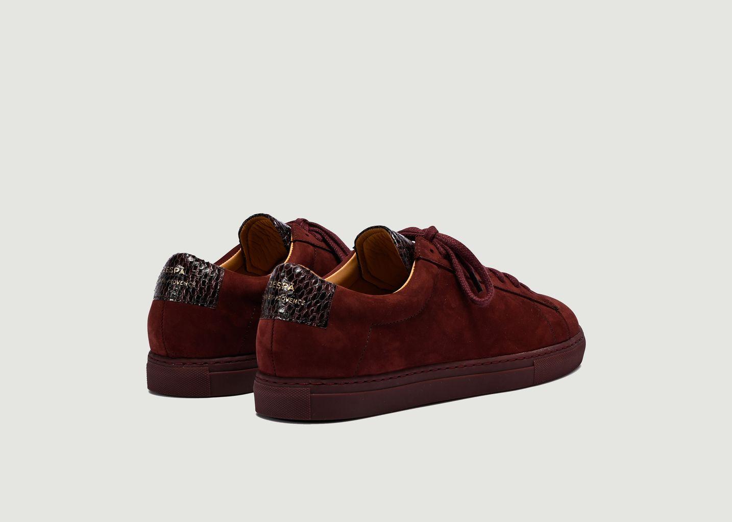 Sneakers en nubuck ZSP4 APLA - Zespa