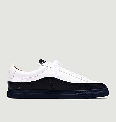 Sneakers en cuir nappa ZSPA Wave