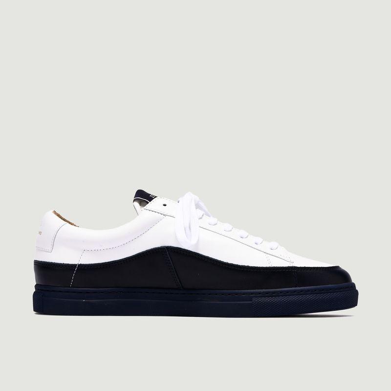 Sneakers en cuir nappa ZSPA Wave - Zespa