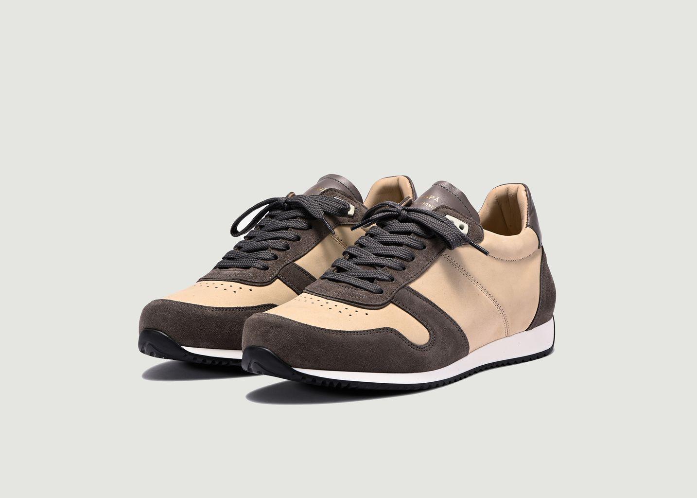 Sneakers en nubuck ZSP6 - Zespa