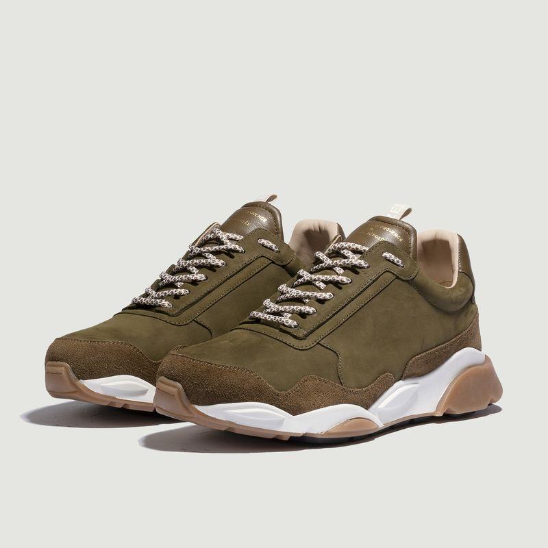 Sneakers en nubuck ZSP7 - Zespa