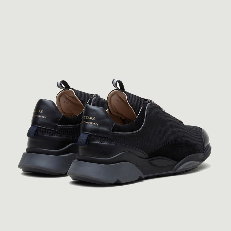 Sneakers textile et cuir chunky ZSP7.L - Zespa