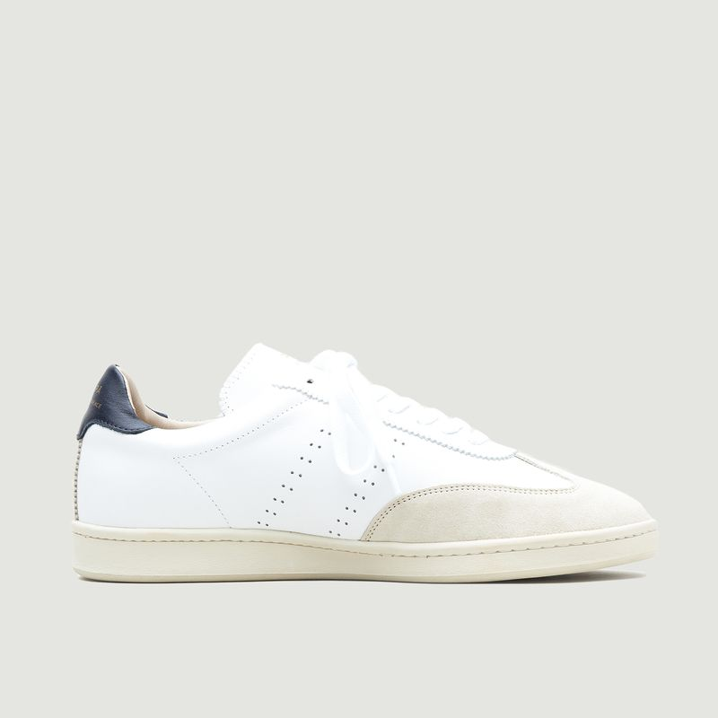 Sneakers en cuir ZSPGT - Zespa