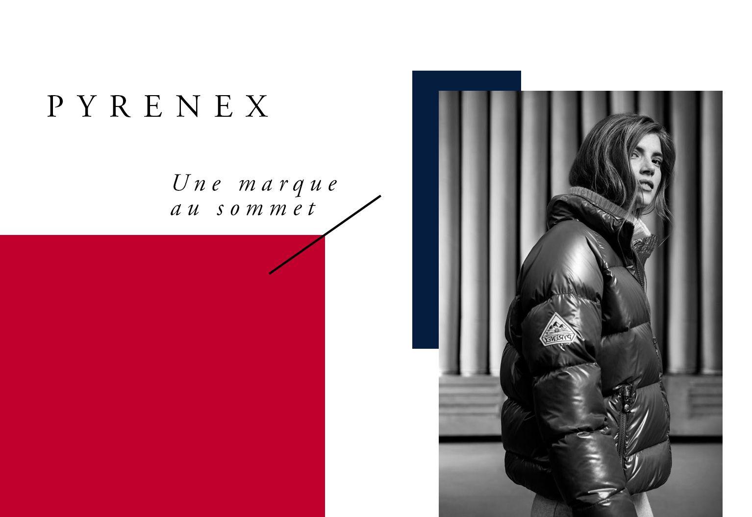 Pyrenex Article Magazine Sommet
