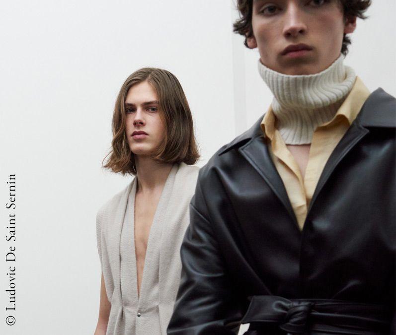 Sernin collection fashion prometteur mode 2018 Andam