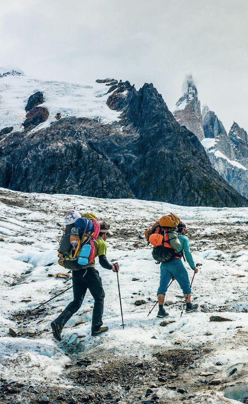 visuel patagonia design