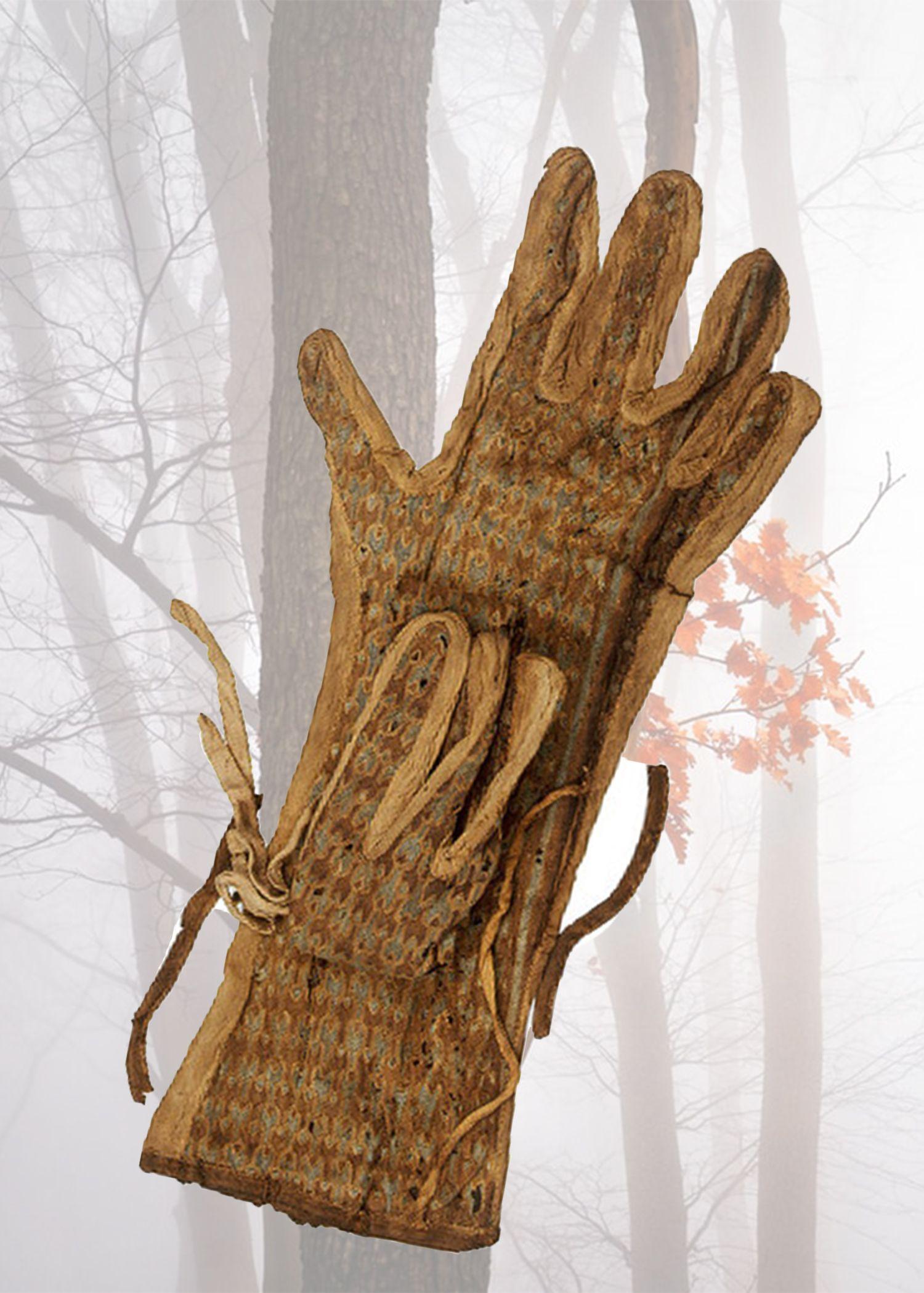 gants Toutankhamon