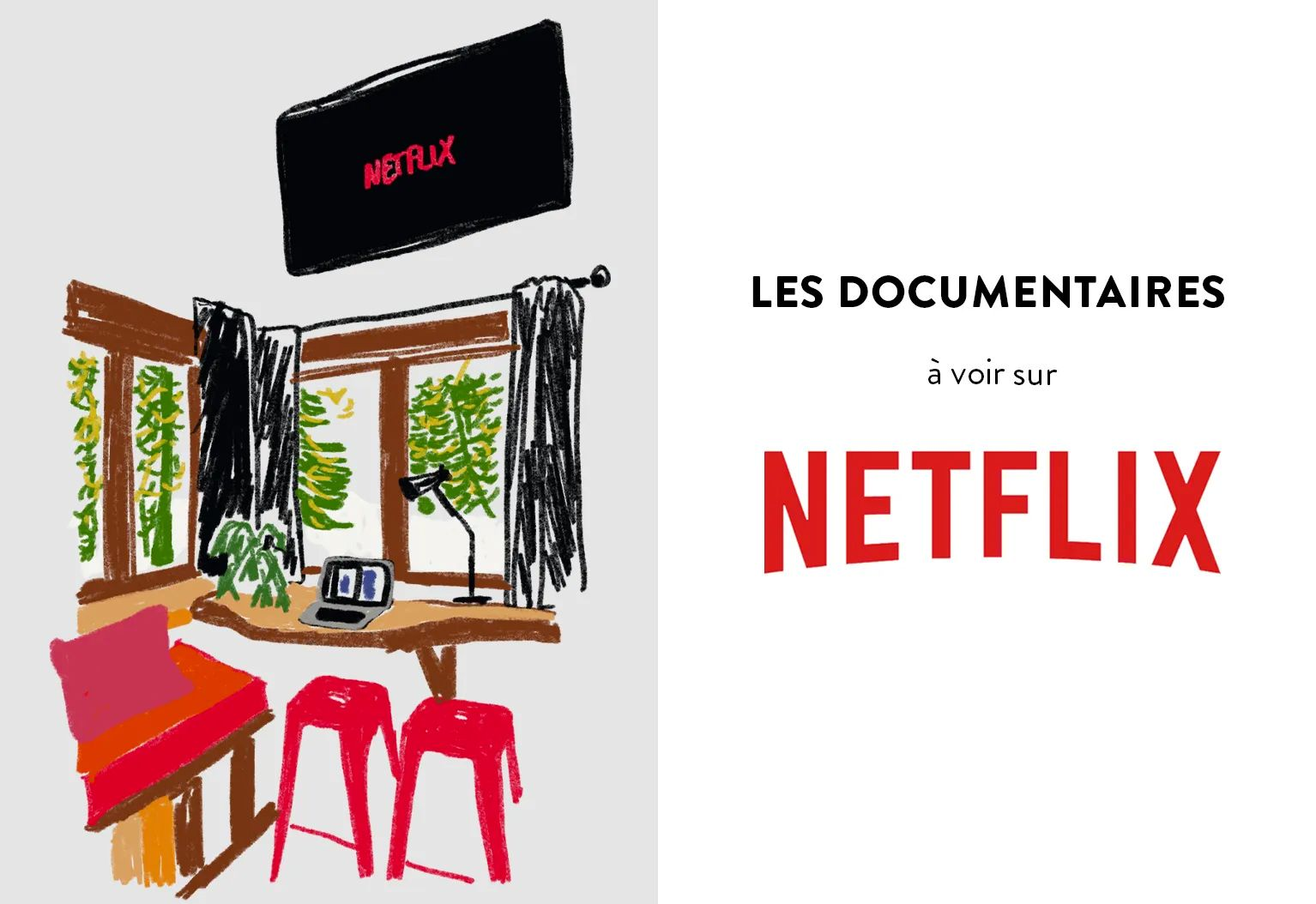 netflix films documentaires