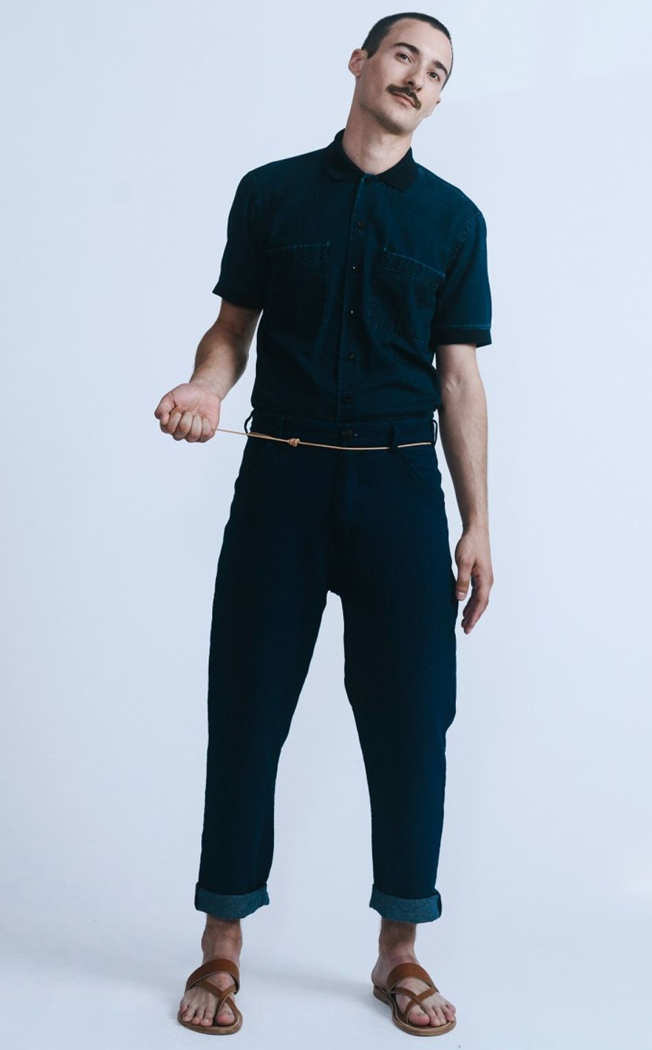 care 101 - Homecore's Jabali denim
