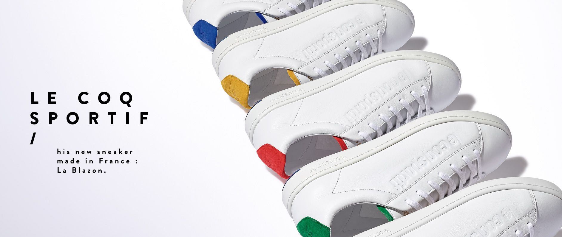 Watch Le Coq Sportif's New Made In France Pack Is Patriotism Par Excellence video