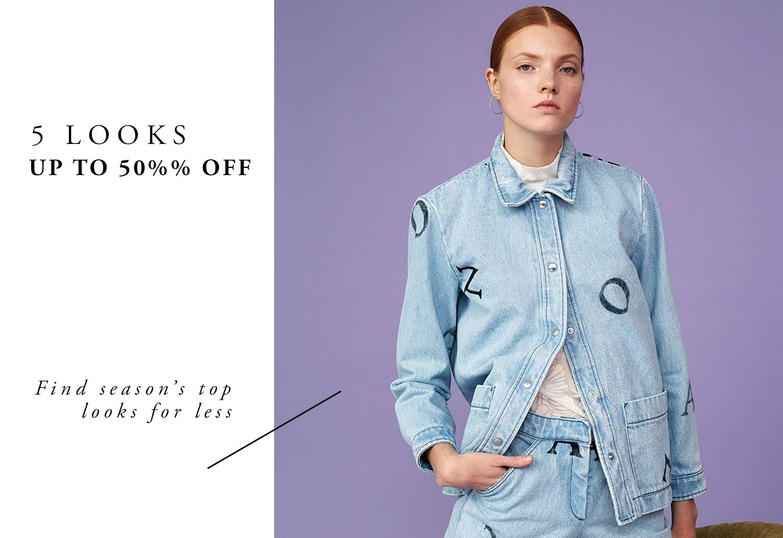 women selection sales first markdown selection
