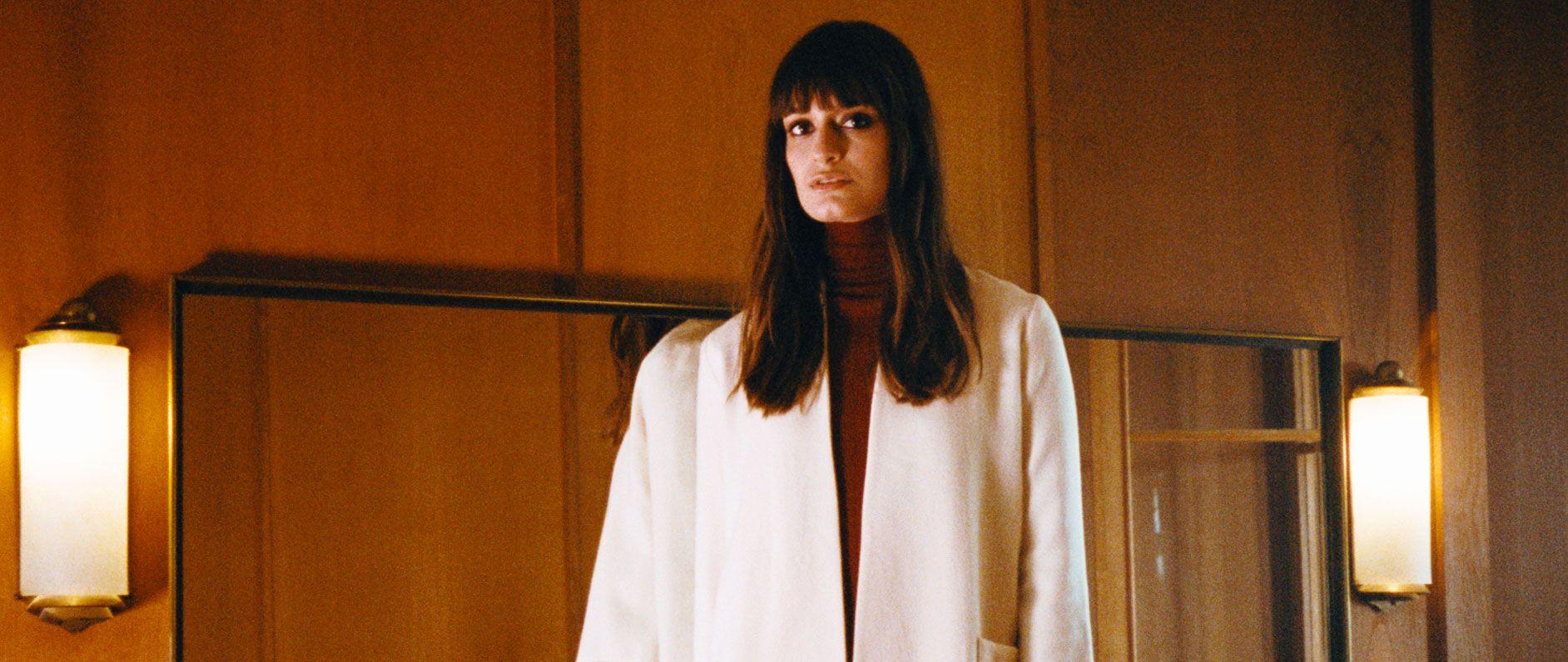 Clara Luciani edito mode costume
