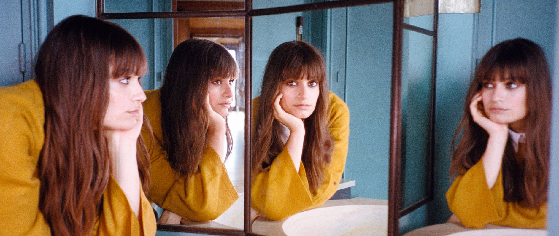 Clara Luciana Manu Fauque LException miroir