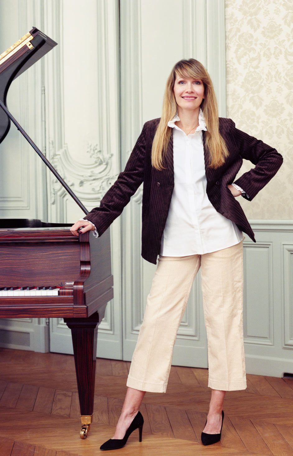 Nathalie Rozborski business woman entrepreneure Nelly Rodi