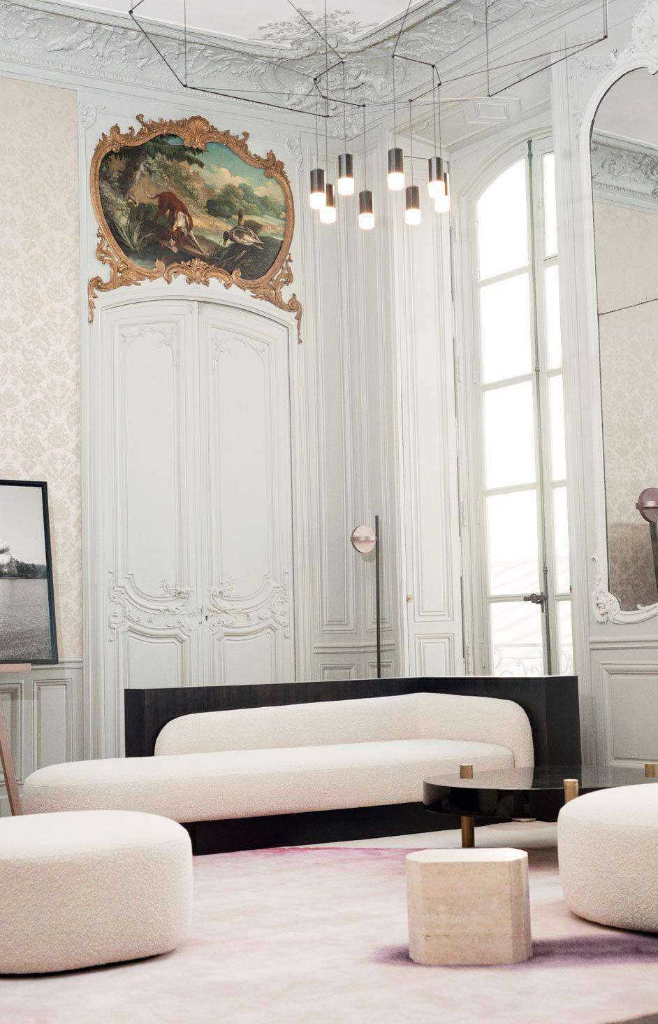 Nouveaux Bureaux Nelly Rodi Bureaux Tendances Paris